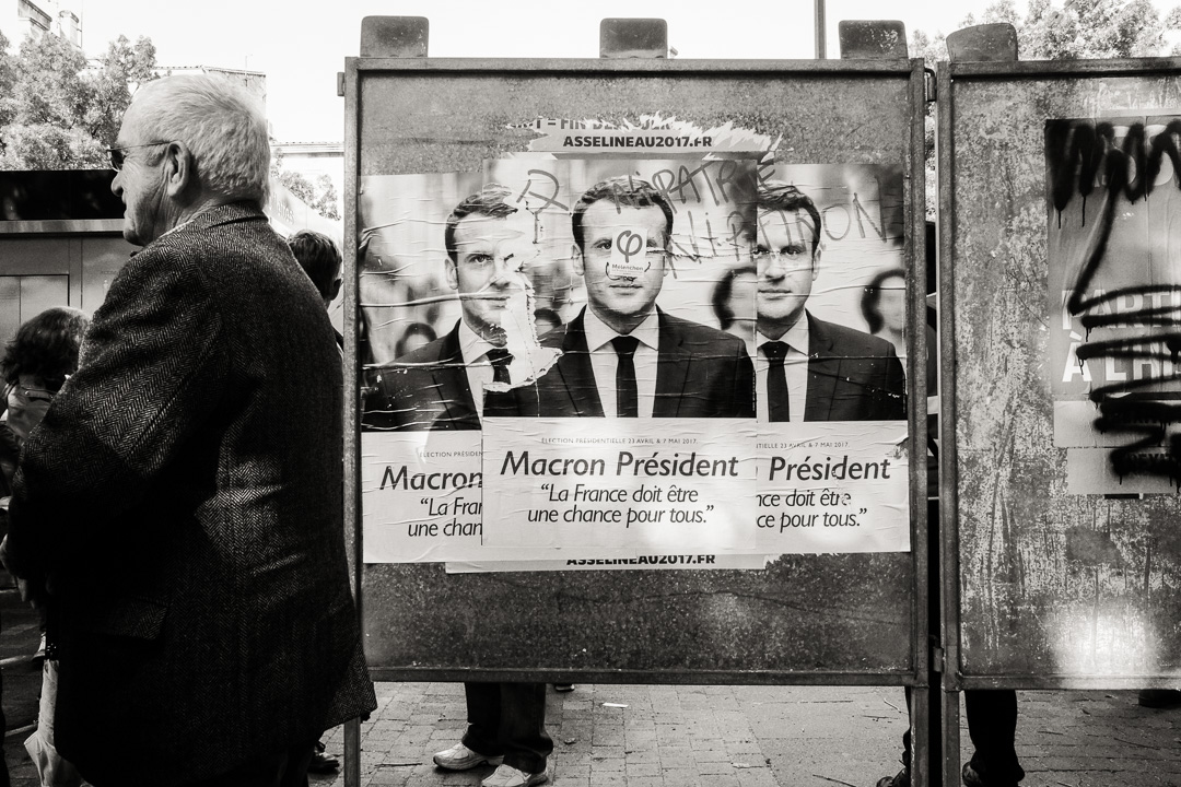Macron 1 Mai 2017