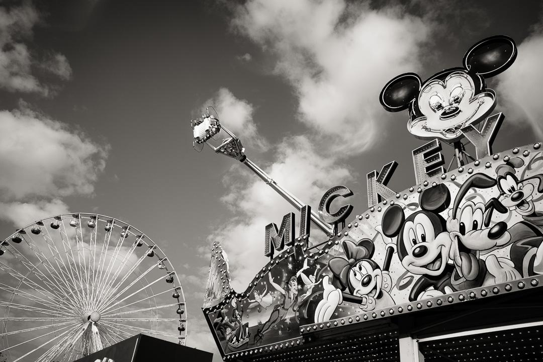 Mickey -Fête Foraine