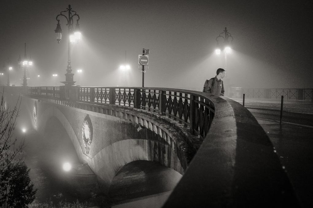 Pont de pierre- decembre 2017