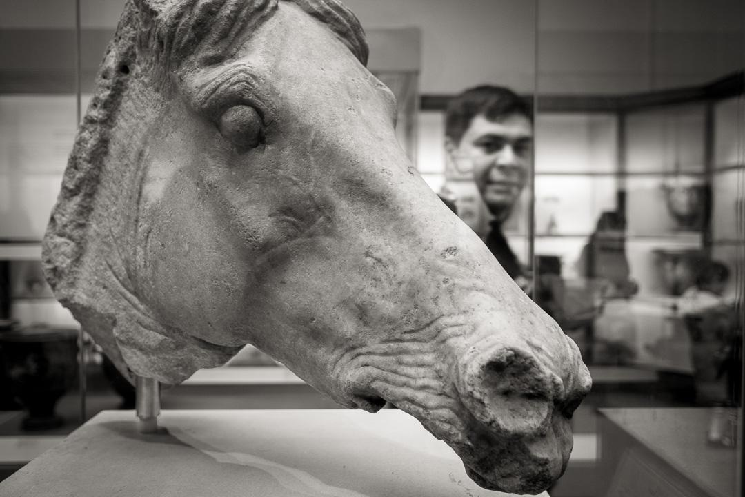 Tête de Cheval British Museum