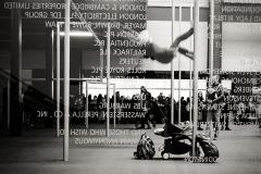 Tate Modern Balançoire