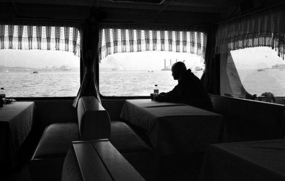 Promenade en bateau sur le Bosphore