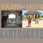 Couverture de Depardon Loustal Carthagene