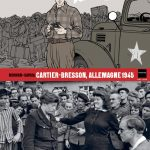 Couverture de la BD Cartier Bresson