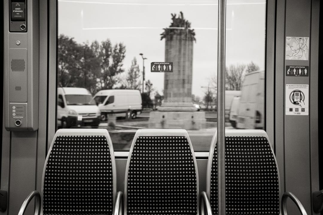 Places de tram Bordeaux 2017