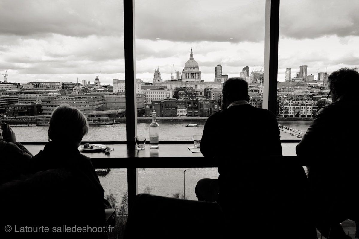 Le Tate Modern de Londres et la vue de St Paul à visiter absolument.