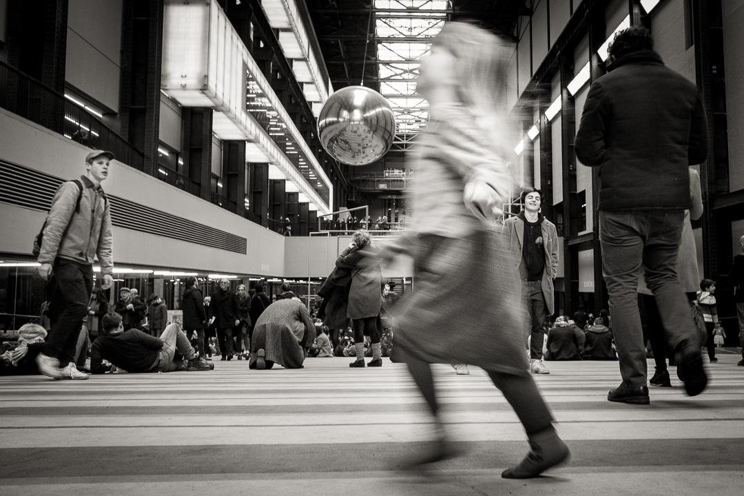 Tate Modern et son acceuil à l'idée révolutionnaire