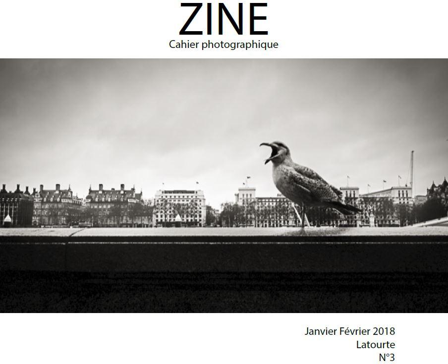 Zine n°3 - Le cahier photographique