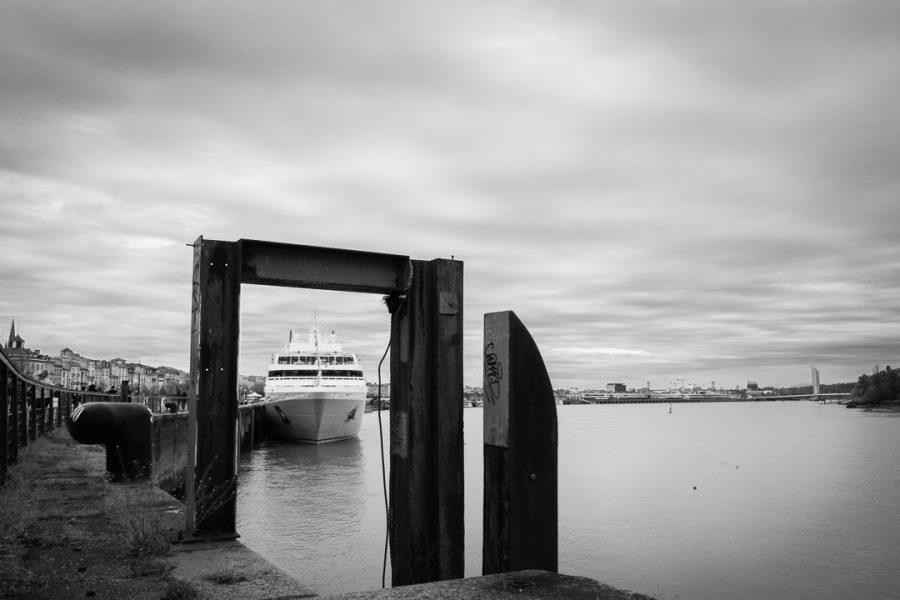 La porte du port