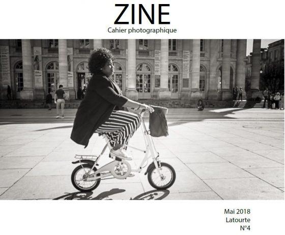 Zine, le cahier photographique numéro 4 Mai 2018