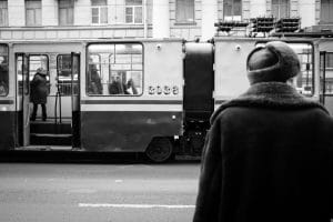 St Petersburg Tramway