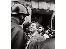 Gilles Caron et la célèbre photo de Cohn Bendit