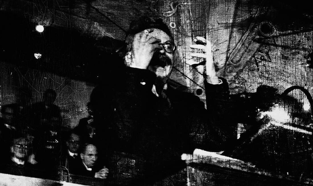 Première publication de Robert Capa Trotsky à Copenhague