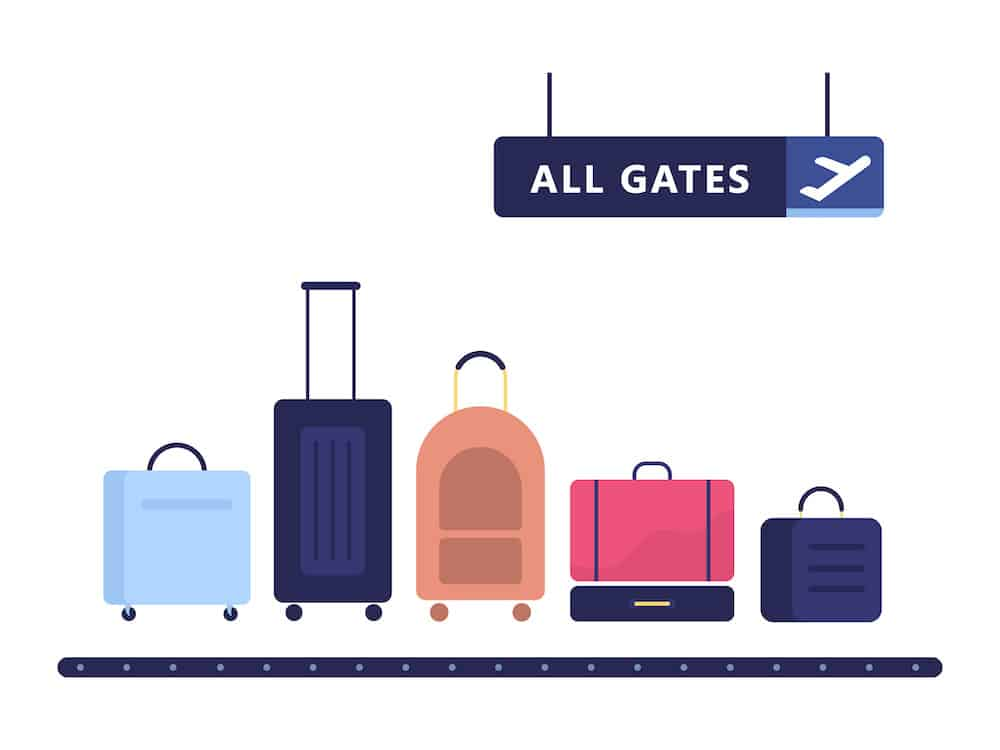 Voyage photo avec le minimum de valise