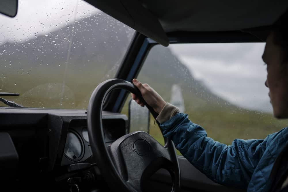 Voyage photo sous la pluie