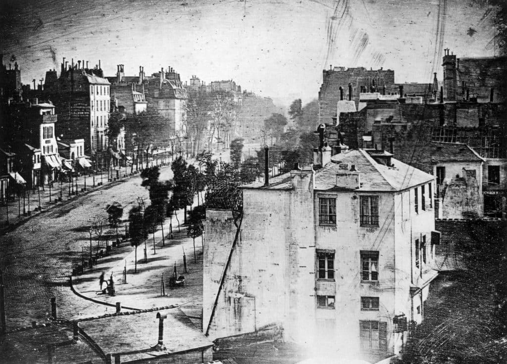 Première photo de street photo
