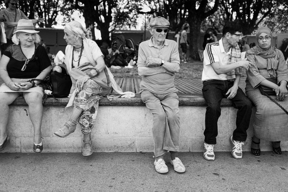 La discrétion en photographie de rue