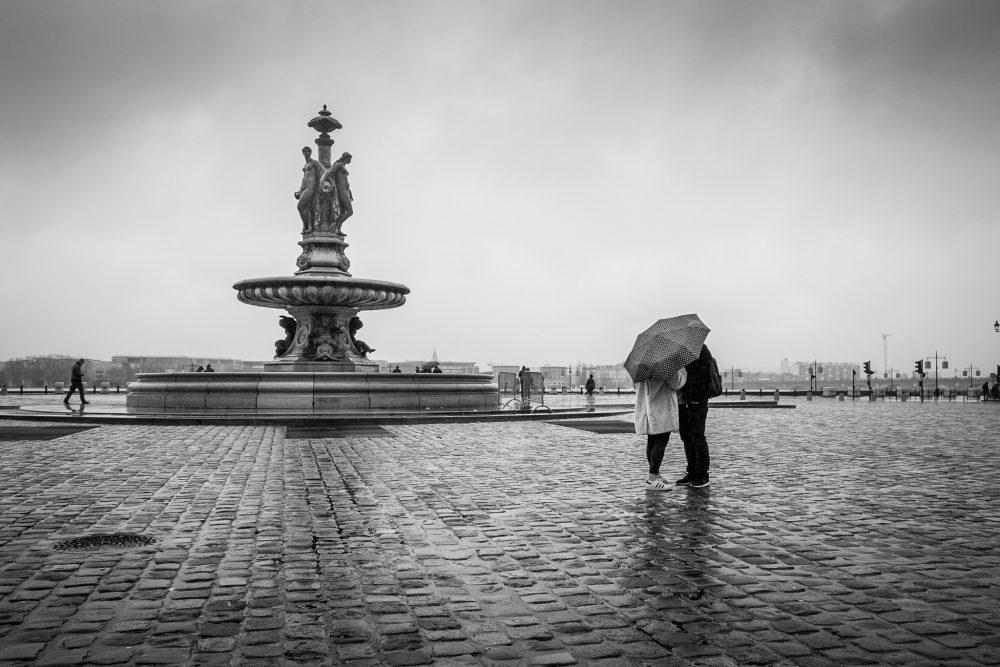 Street photography et les amoureux
